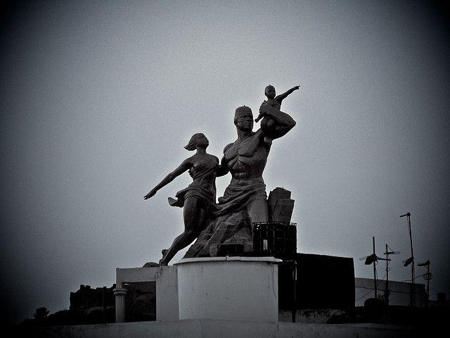 Het monument van de Afrikaanse Renaissance – kunst of megalomanie?