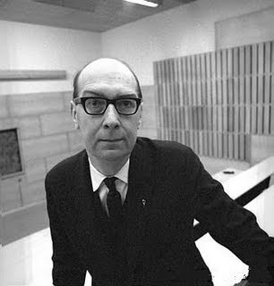 From the OUTTAKES blog: Michael Gray on Christopher Ricks on Philip Larkin (pictured)...