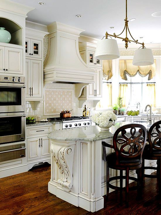 Beautiful Kitchen Featured In Better Homes U0026 Gardens