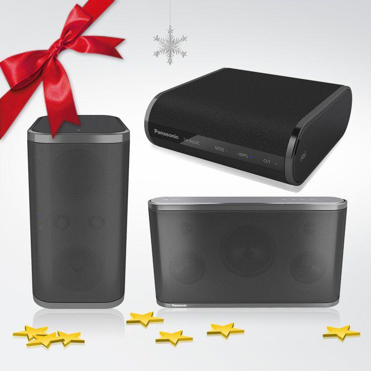 Kabel nerven nicht nur bei der Weihnachtsbeleuchtung. Hinter Tür 22 stecken Wireless Lautsprecher aus der ALL-Serie.