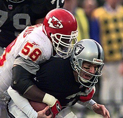 Derrick Thomas against the Raiders!