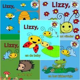 Educatieve boekjes voor kinderen van 0 tot 6 jaar. In de boekjes staan duidelijke en kleurrijke tekeningen, waarbij gebruik wordt gemaakt van vrolijke kleuren. De tekst is heel begrijpelijk voor de kinderen. In de boekjes wordt kleuterwiskunde toegepast, zoals groot/klein, ver/dichtbij, allerlei kleuren, vergelijken, enzovoort.. Op deze manier leren de kinderen op spelenderwijs iets over de natuur.