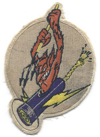 SOLD!!! WWII United States Navy VB-15  Disney Design Jacket Patch
