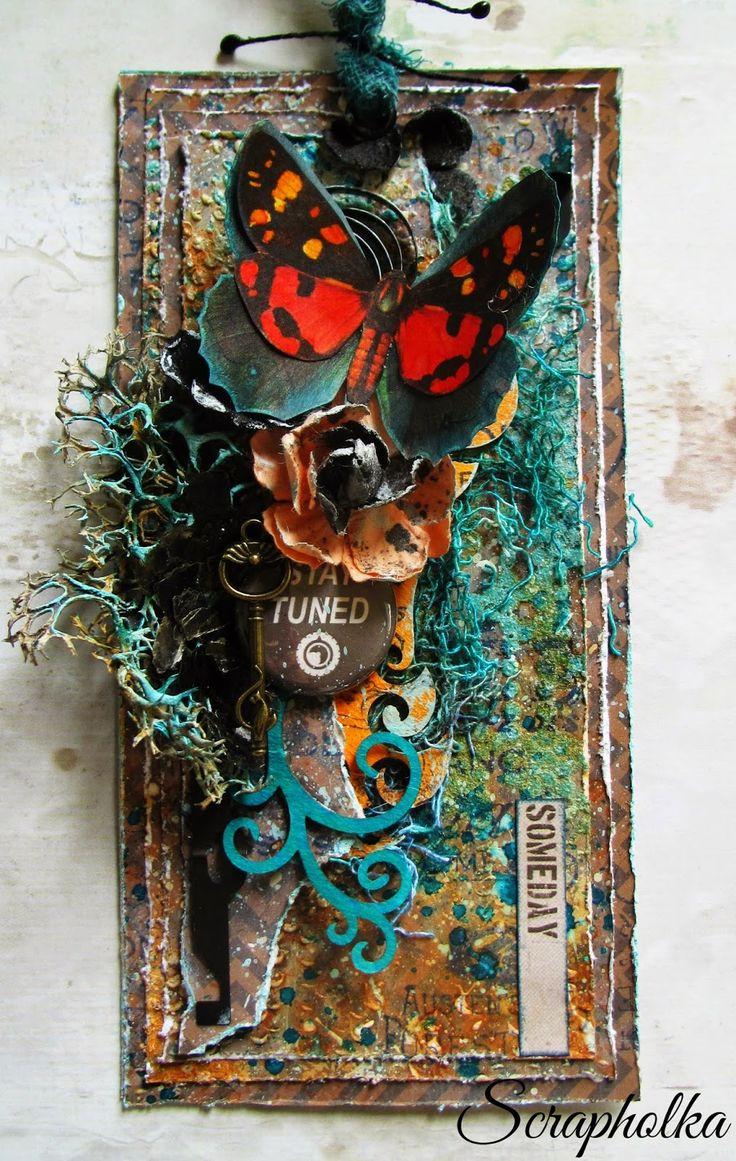 Scrapholka: Papero amo May Creative kit