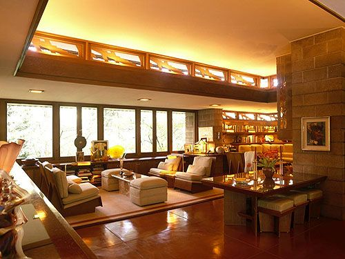 Frank Lloyd Wright Interiors 36 best frank lloyd wright images on pinterest | frank lloyd