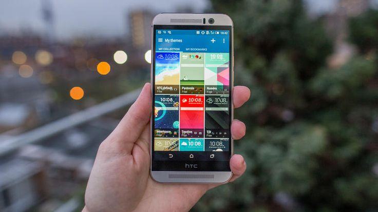 The HTC One M9 inherits its predecessor's stunning metal design and strong speakers, and features a bright, sharp display. It runs the latest version of Android, and the new Sense 7 software is simple, responsive and highly customizable.