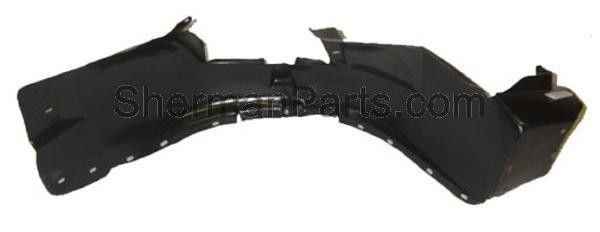 1996-1999 Saturn S-Series Sedan Fender Liner LH