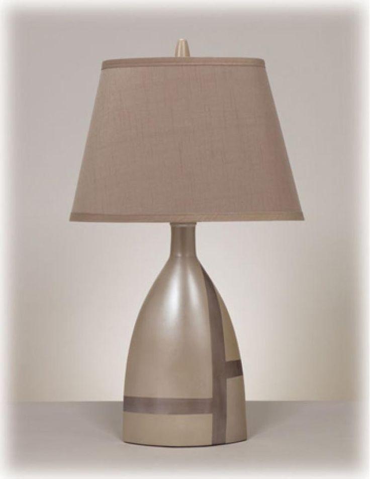 L119514T by Ashley Furniture in Winnipeg, MB - Ceramic Table Lamp