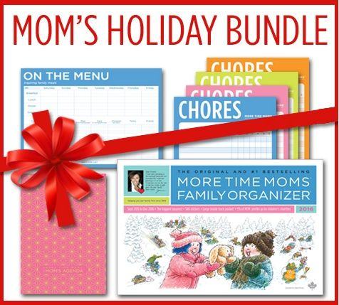 Organize your life with products from More Time Mom. Something for everyone and enter to win a prize pack while you're here