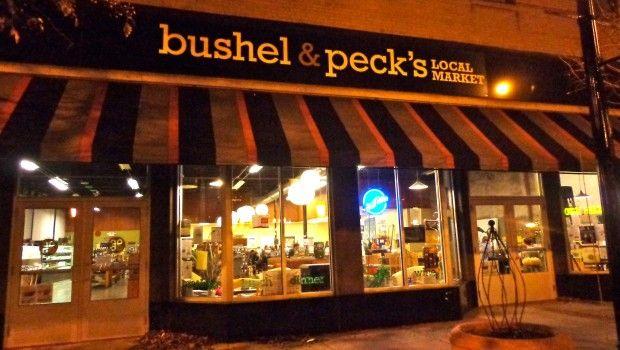 Bushel & Peck's is a great stop in Beloit, Wisconsin