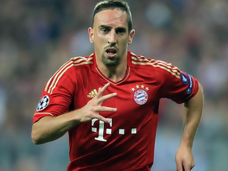Ribery et Houillier proches de la bagarre ? - http://www.europafoot.com/ribery-houillier-proches-bagarre/