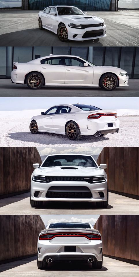 Dodge Charger SRT Hellcat   So Me And The Hubby Have Sister Cars