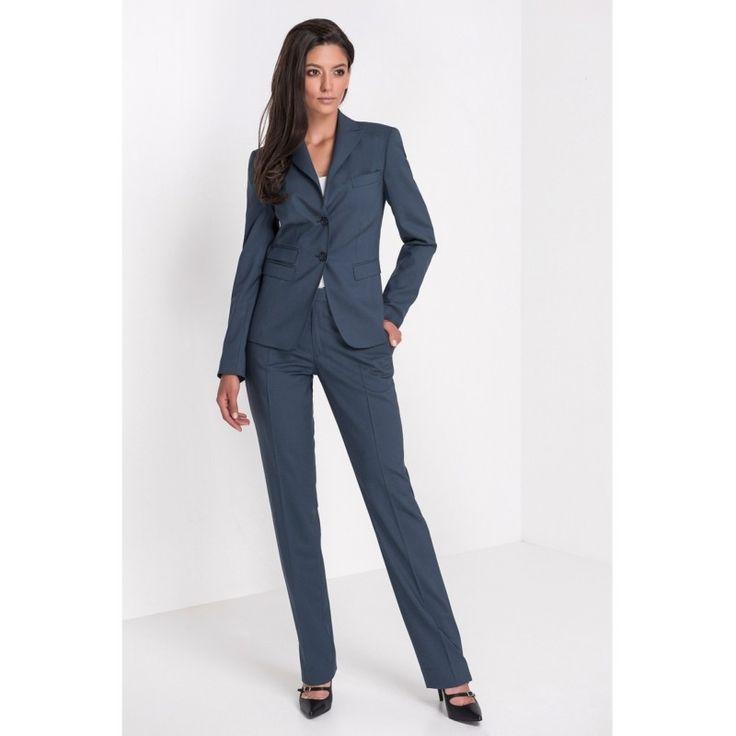 Zega Store - Pantaloni femei, gri, Clement, Lo Spaccio - ZGA53100 - Pantaloni…
