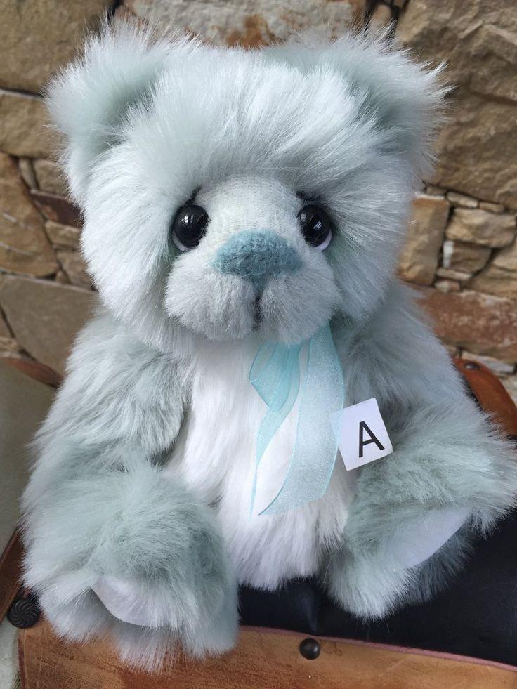 Kaycee Bears Peppermint Cream Teddy Bear