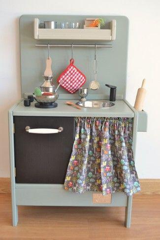 PETIT (50 cm width) | Cocinas de juguete Macarena Bilbao