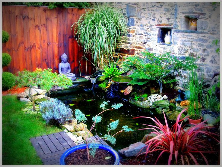 14 best jardines zen images on Pinterest Zen gardens, Mini zen - jardin japonais chez soi