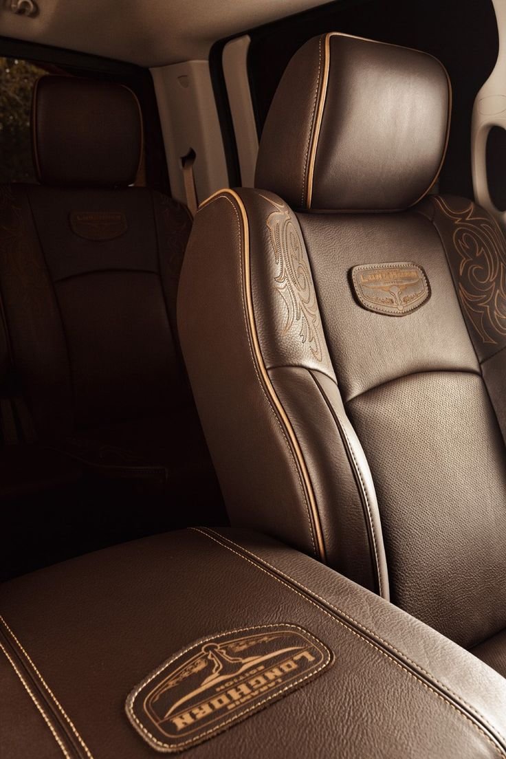 Dodge Ram Trucks so going to have this interior in my truck:)