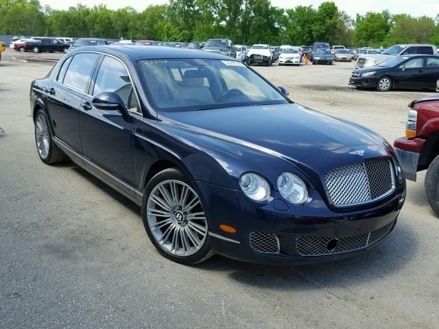 Salvage 2010 Bentley Continental Flying Spur Bentley Car Detailing Bentley Continental