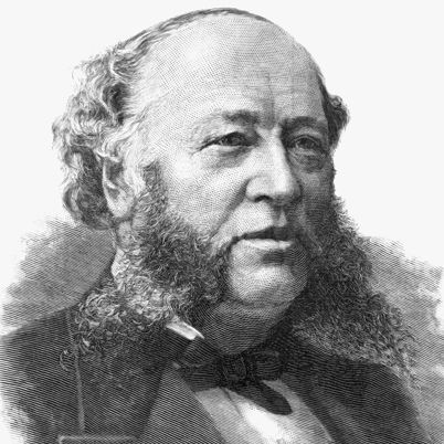 Gloria's great-grandfather, William Henry Vanderbilt was a railroad magnate who doubled his family's fortune. He is the son of Cornelius Vanderbilt