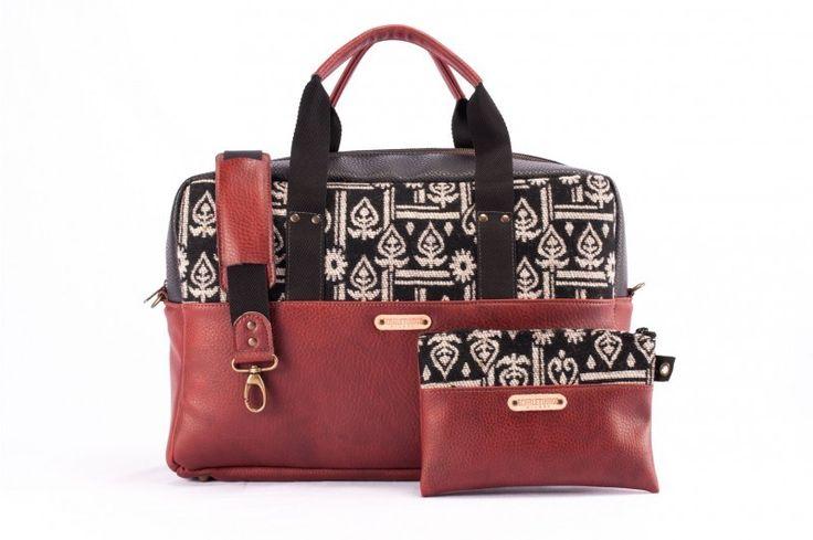 Livingston Hand Luggage by ScarletVirgo on @sbaam http://sba.am/jrsc3cs927c