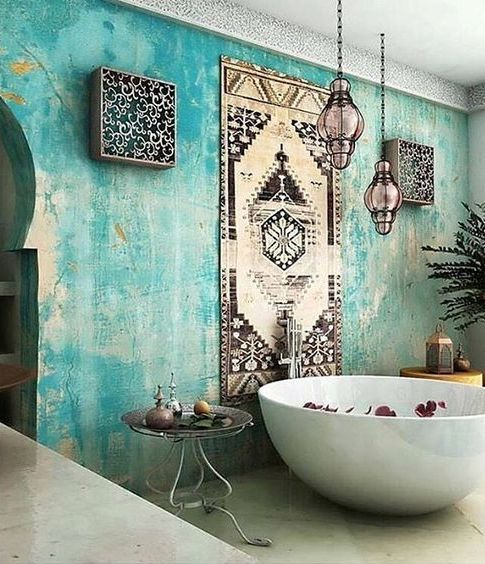 49 Ways To Bring Moroccan Flavor To Your Interiors