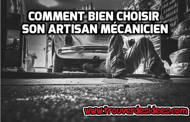 Comment bien choisir son artisan mécanicien ? #mécanicien #voiture #garage #artisan