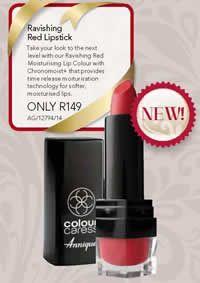 Ravishing Red Lipstick  www.anniquedayspa.co.za