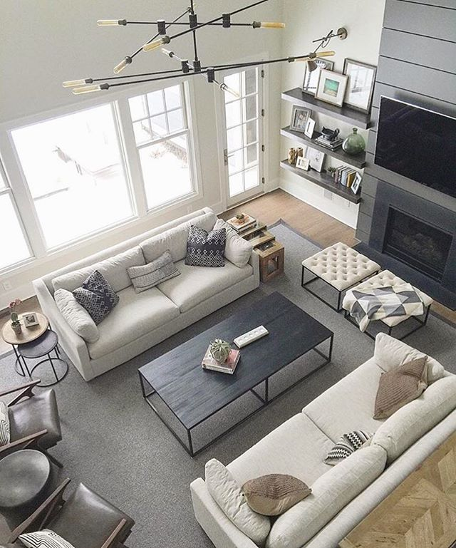 48 Cozy Living Room Seating Arrangement Design Livingroom Layout