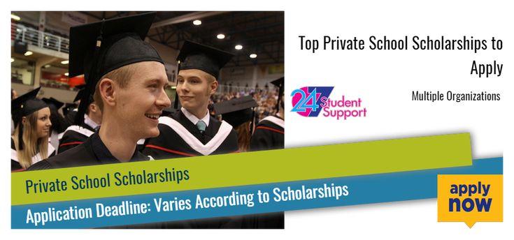 Top Private School Scholarships
