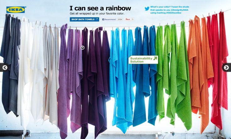 I love having choices! #IKEA #PinToWin