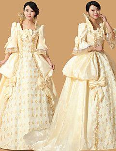 vendita steampunk®top vestito dalla principessa di fascia alta del vestito da partito vittoriano matrimonio reale abiti da ballo