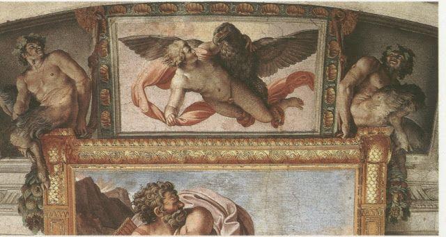 Ο εξαναγκασμός του Γανυμήδη από τον Δία