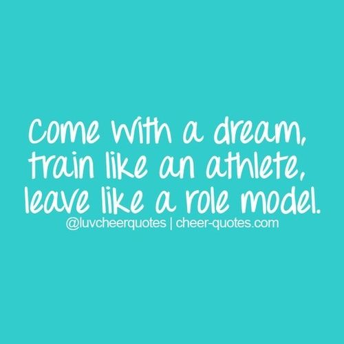 Are Athletes Role Models