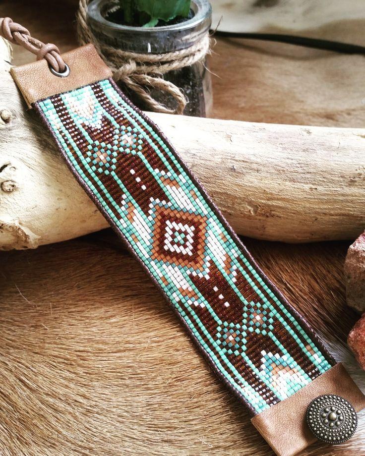 PerlasLindas miyuki bracelet @etsy