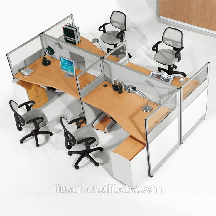 Superior Quality Office Furniture System Modular 4 People Cubicle Counter    Buy Cubicle Counter,4 People Cubicle Counter,Office Furniture System  Product On ...