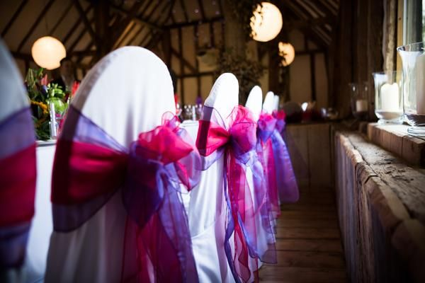 red and purple wedding | Colourful (red and Purple!) Wedding in Kent - Paperblog