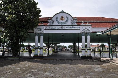 Yogyakarta, Kraton / Sultan Palace