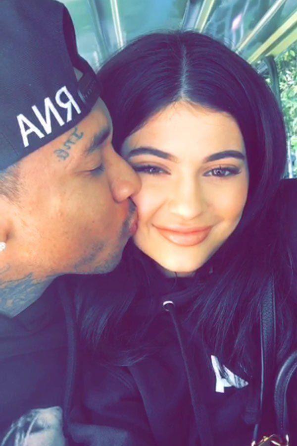 Kylie Jenner & Tyga — PICS
