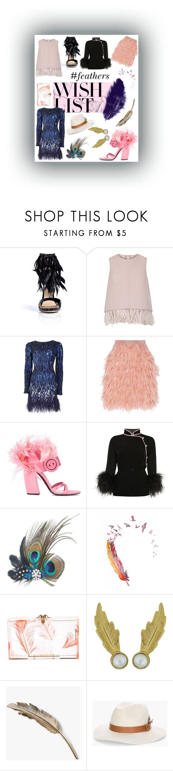 """""""#PolyPresents: Wish List"""" by faustipepa on Polyvore featuring moda, Paul Andrew, The 2nd Skin Co., Matthew Williamson, DKNY, Prada, WALL, Charlotte Olympia, LeiVanKash y Chico's"""