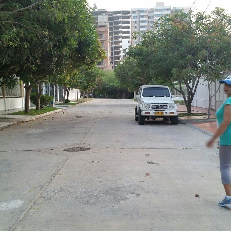 Parque Bulevar Buenavista en Barranquilla, Atlántico