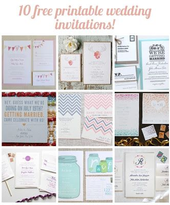 bunting - antlers - bicycle - guess what - chevron - ombre - monogram - mason jar - floral monogram - kitesI used to be a connoisseur of wedding blogs thre