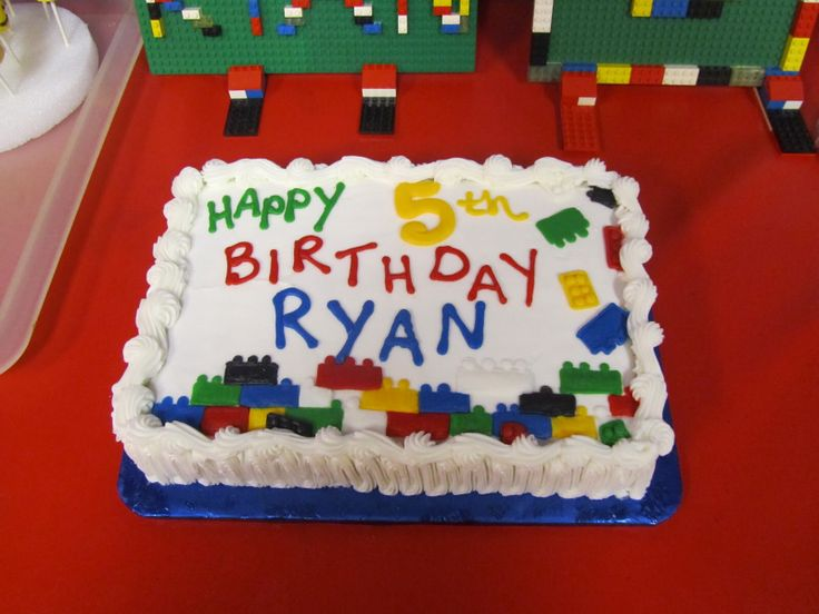 Lego Cake Idea Party Ideas Pinterest Lego Cake Lego