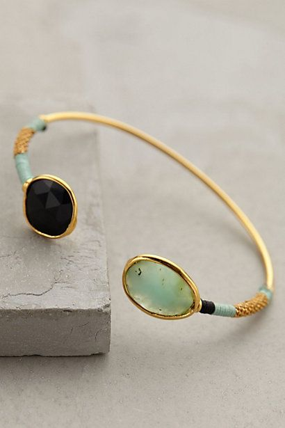 Opava Stone Cuff - #anthrofave