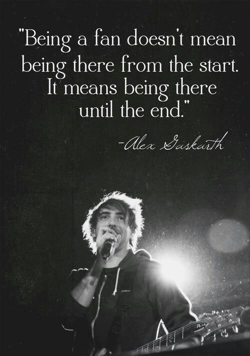 Alex Gaskarth | All Time Low | Tattoos and quotes ...