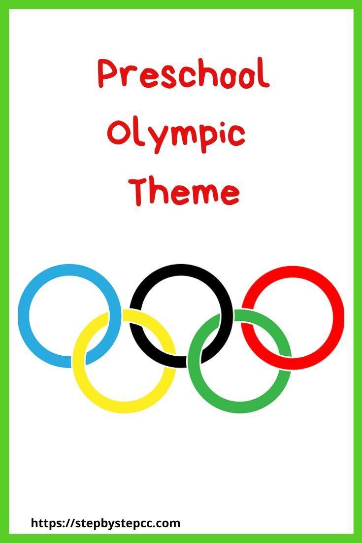 Preschool Olympic Theme Preschool Olympics Olympic Theme Olympic Games For Kids [ 1102 x 735 Pixel ]