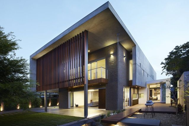 Wolf House by Wolf Architects