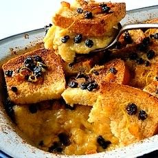 Rich Bread and Butter Pudding