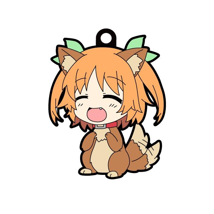 ぴくりる! 俺の彼女と幼なじみが修羅場すぎる トレーディングストラップ 春咲千和チワワver. 公式サイト購入特典 #anime