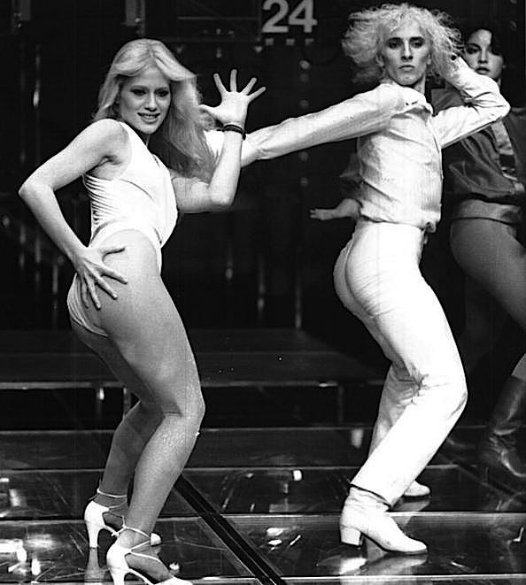 Enzo_Avallone(truciolo) Heather-Parisi-balletto- anni '70