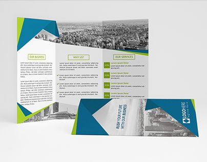 """Check out new work on my @Behance portfolio: """"Trifold Brochure"""" http://on.be.net/1Nzox77"""